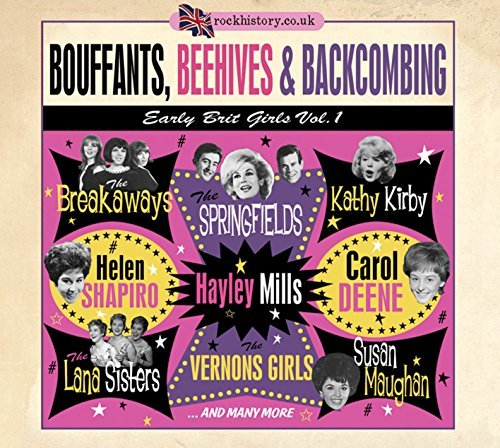 Bouffants Beehives & Backcombi Bouffants Beehives & Backcombi 2 CD
