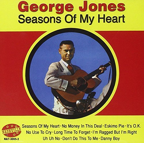 George Jones Seasons Of My Heart