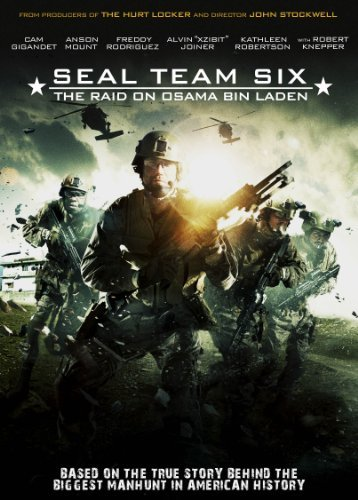 Seal Team Six The Raid On Osama Bin Laden Gigandet Mount Rodriguez Ws Nr