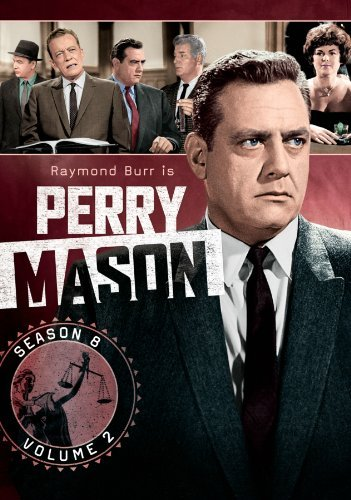 Perry Mason Perry Mason Vol. 2 Season 8 Perry Mason Vol. 2 Season 8