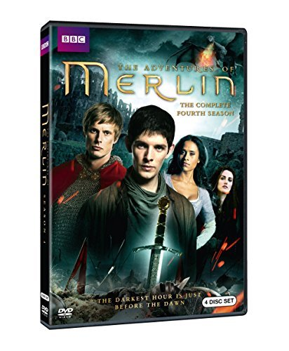 Merlin Season 4 Merlin Ws Nr 4 DVD