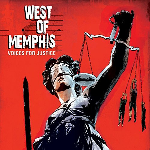 Various Artists West Of Memphis Voice For Jus