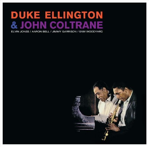 Ellington Duke & John Coltrane Ellington & Coltrane Import Esp