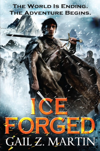 Gail Z. Martin Ice Forged
