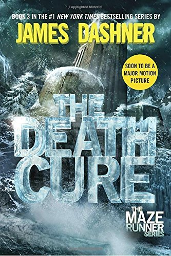James Dashner The Death Cure