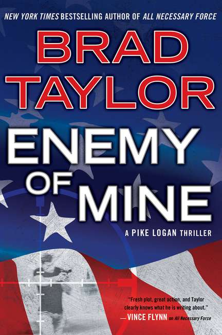 Brad Taylor Enemy Of Mine