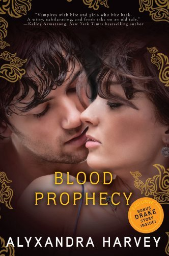 Alyxandra Harvey Blood Prophecy