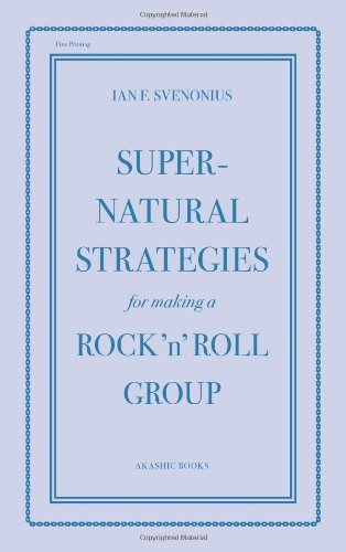 Ian F. Svenonius Supernatural Strategies For Ma