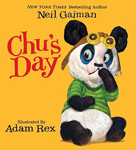 Neil Gaiman Chu's Day