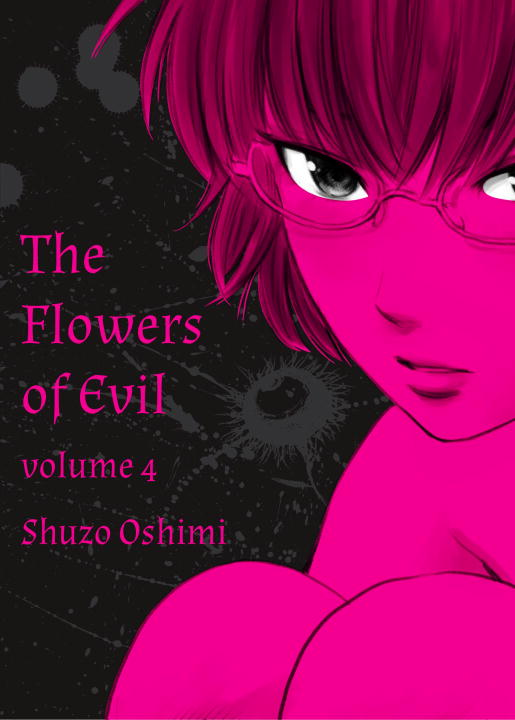 Shuzo Oshimi Flowers Of Evil Volume 4