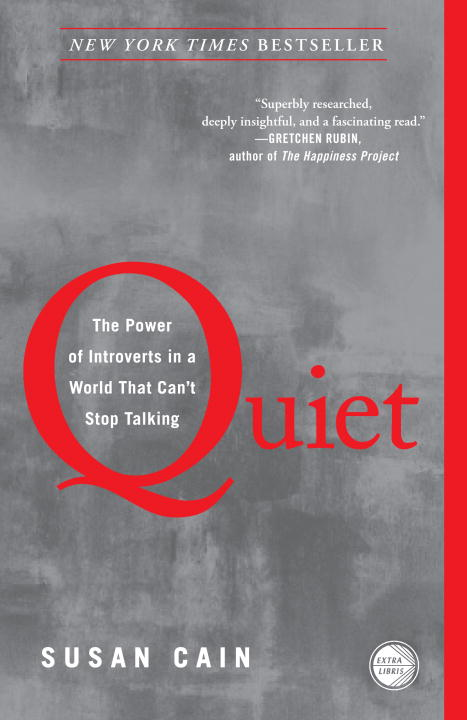 Susan Cain Quiet The Power Of Introverts In A World That Can't Sto