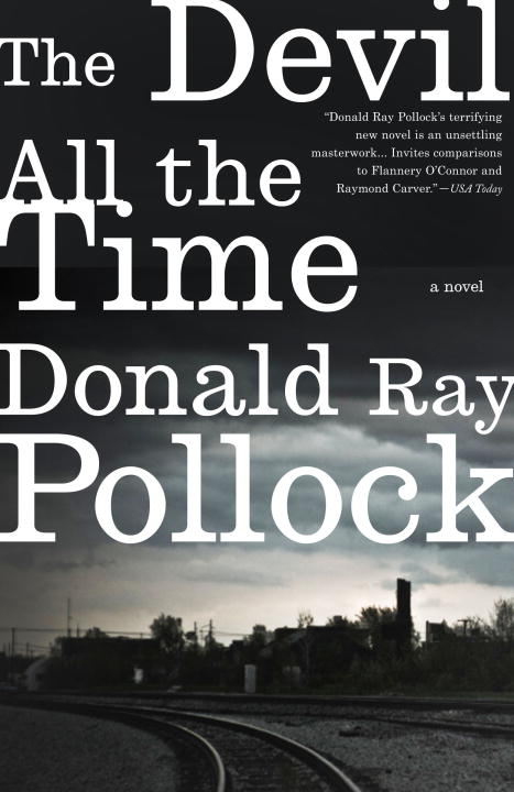 Donald Ray Pollock The Devil All The Time
