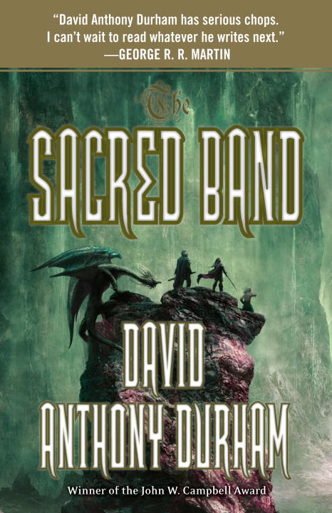 David Anthony Durham The Sacred Band