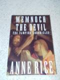 Anne Rice Memnoch The Devil