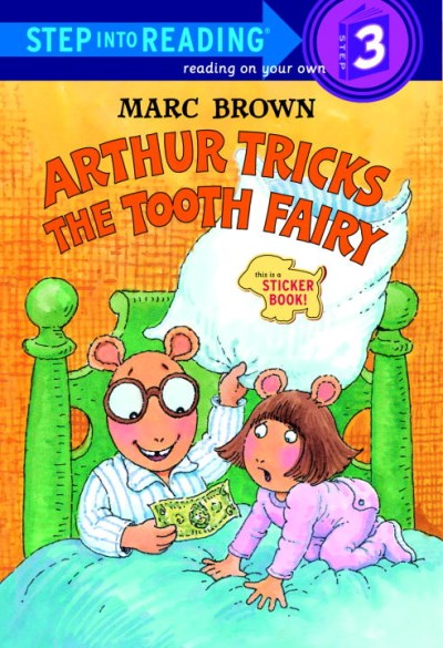 Marc Brown Arthur Tricks The Tooth Fairy