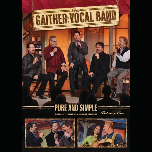 Gaither Vocal Band Vol. 1 Pure & Simple Nr