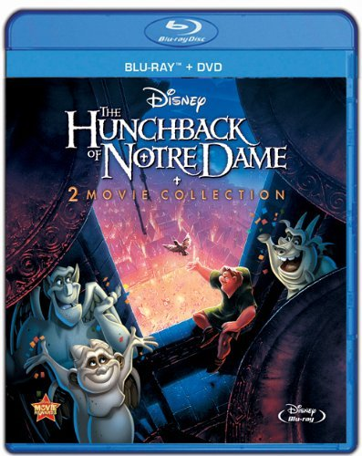 Hunchback Of Notre Dame Double Feature Blu Ray DVD G