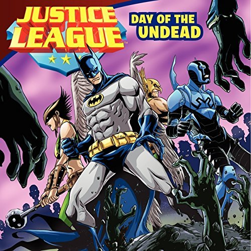 John Sazaklis Justice League Day Of The Undead
