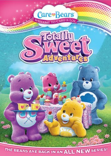 Totally Sweet Adventures Care Bears Ws Nr