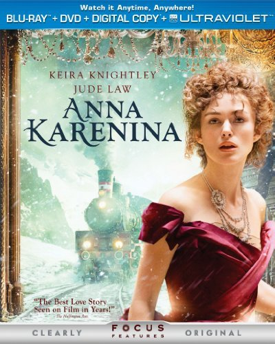 Anna Karenina (2012) Knightley Law R Incl. DVD Dc Uv