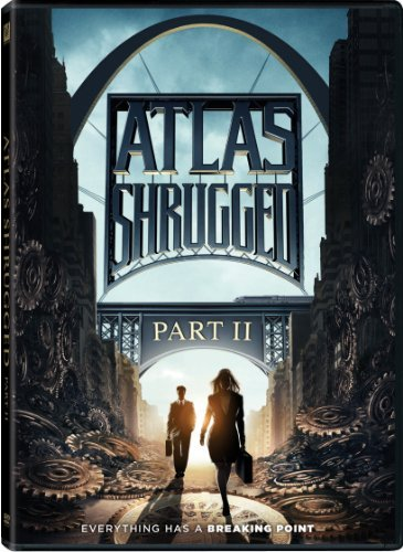 Atlas Shrugged Part 2 Atlas Shrugged Part 2 DVD Pg13 Ws
