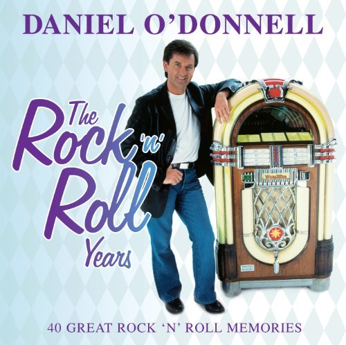 O'donnell Daniel Rock N Roll Years Import Gbr 2 CD