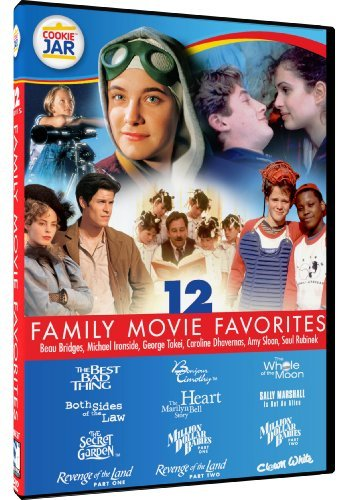 Family Movie Favorites 12 Film Family Movie Favorites 12 Film Tvpg 3 DVD