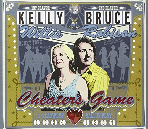 Kelly & Bruce Robison Willis Cheater's Game Wallet