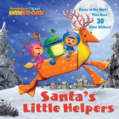 Random House Santa's Little Helpers (team Umizoomi)