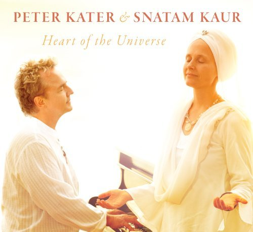 Peter & Santam Kaur Kater Heart Of The Universe Digipak