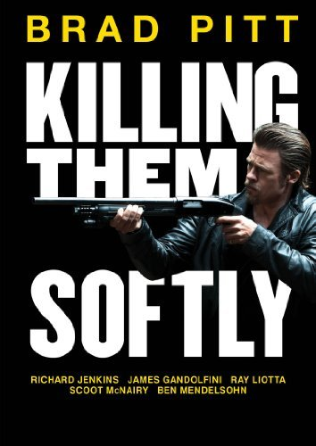 Killing Them Softly Pitt Gandolfini Liotta DVD R Ws