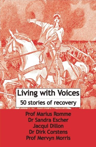 Marius Romme Living With Voices 50 Stories Of Recovery