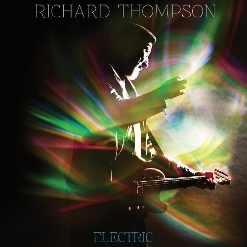 Richard Thompson Electric Deluxe Ed. 2 CD Digi Wallet