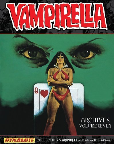 Bill Dubay Vampirella Archives Volume 7