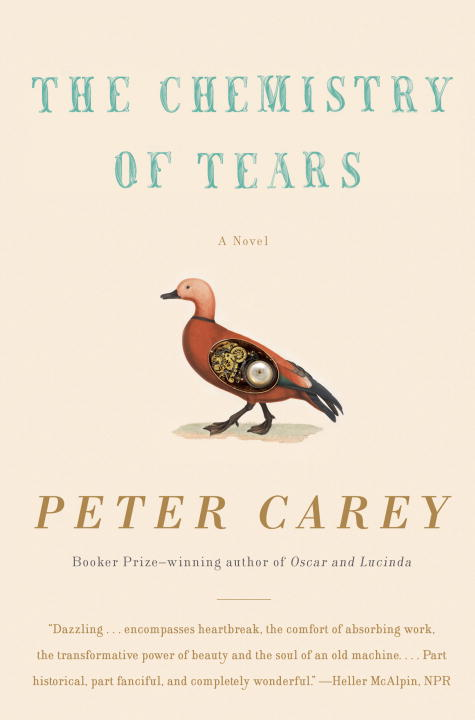 Peter Carey The Chemistry Of Tears