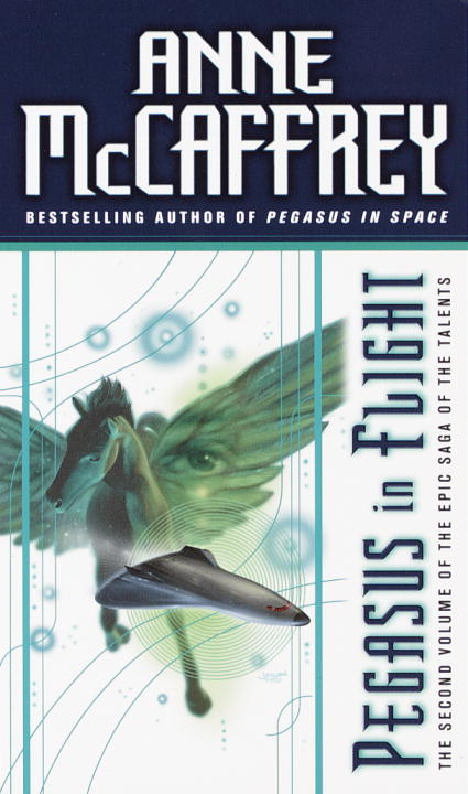 Anne Mccaffrey Pegasus In Flight