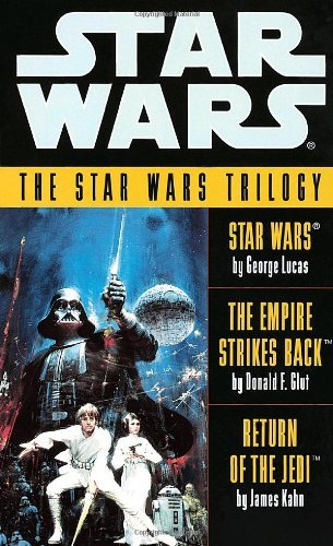 George Lucas Star Wars Trilogy The Star Wars The Empire Strikes Back Return Of The J