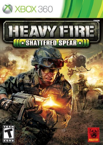 Xbox 360 Heavy Fire Shattered Spear