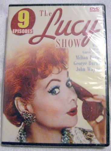 Lucy Show 9 Episodes