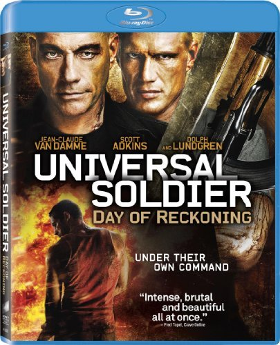 Universal Soldier Day Of Reck Universal Soldier Day Of Reck Blu Ray Aws R Incl. Uv