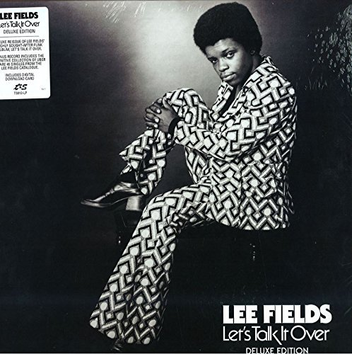 Lee Fields Let's Talk It Over 2 Lp