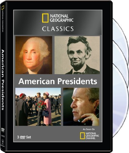 American Presidents National Geographic Nr 3 DVD