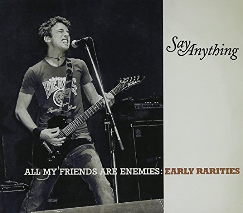 Say Anything All My Friends Are Enemies Early Rarities 3 CD Digipak