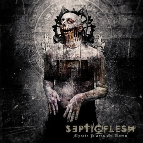 Septic Flesh Mystic Places Of Dawn 2 Lp