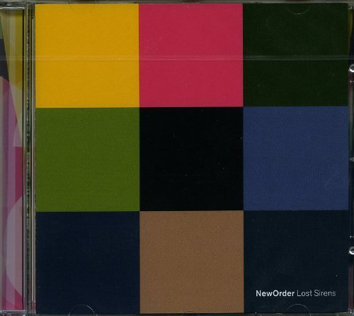 New Order Lost Sirens Import Arg