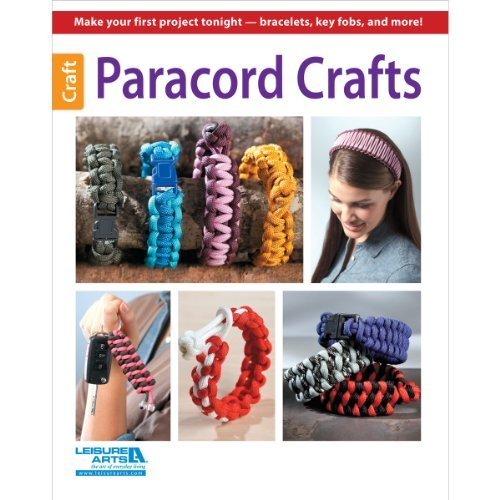 Leisure Arts Paracord Crafts