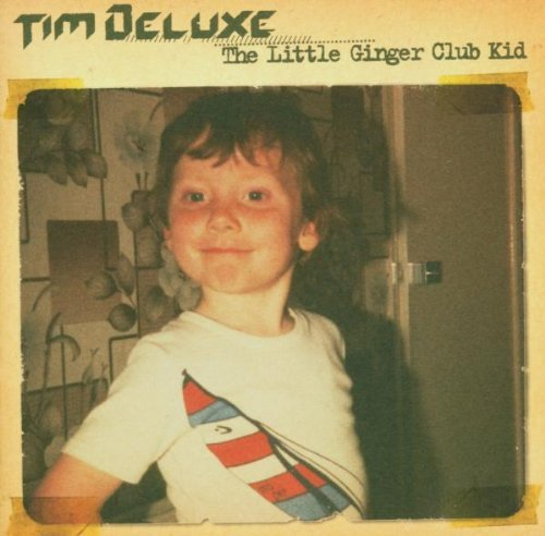 Tim Deluxe Little Ginger Club Kid Import Eu