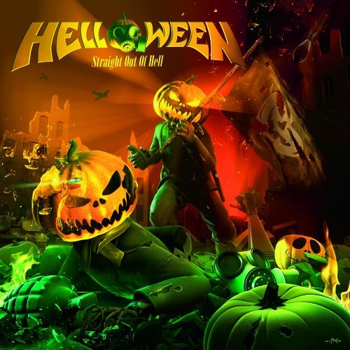 Helloween Straight Out Of Hell Premium Edition Digipak