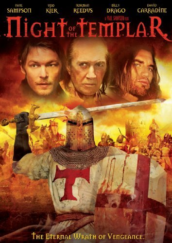 Night Of The Templar Sampson Paul Nr