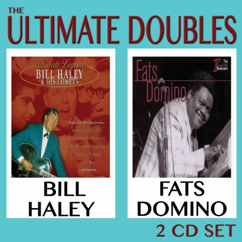 Fats Domino & Bill Haley Ultimate Doubles 2 CD